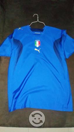 Playera de la selección de Italia