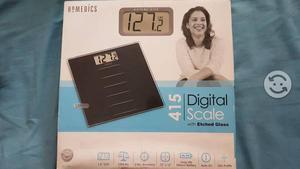 Báscula Digital Homedics