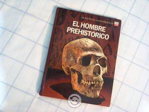 Libro el hombre prehistorico
