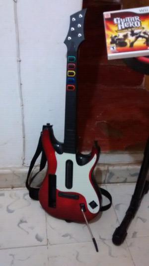 Remato juego guitar hero completo