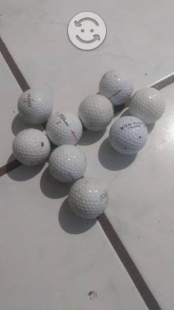 Pelotas del golf