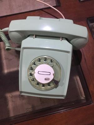 TELEFONO DE LOS 70tas Verde pistache