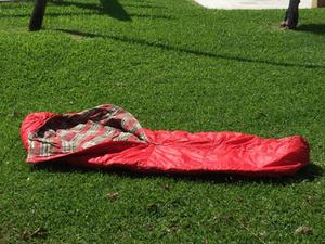 Aprovecha dos slleeping bag