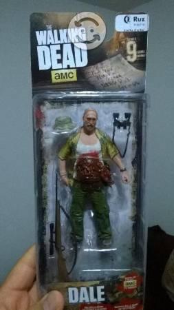 Dale The Walking Dead Mcfarlane Serie 9
