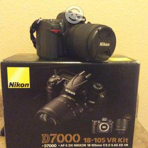 Equipo fotográfico Nikon D