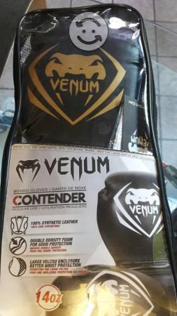 Guantes de box Venum 14 oz