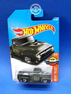 Hot Wheels Custom 56 Ford HW Hot Trucks