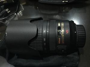 Lente Nikon  mm