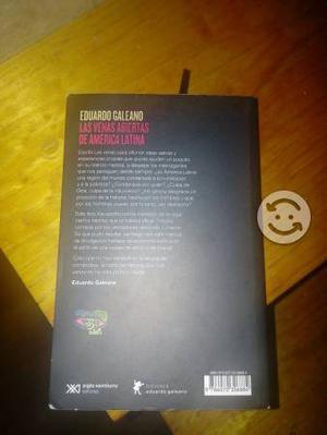 Libros las venas abiertas de america latina