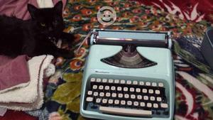 Maquina de escribir portatil remington