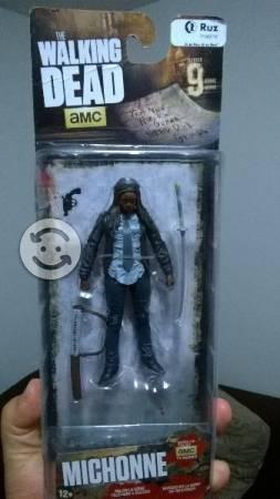 Michonne the walking dead serie 9 mcfarlane