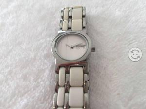 Reloj Esprit de acero, reloj para mujer