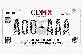 Renta de placas de taxi tasqueña