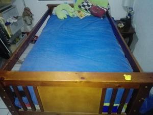 Se vende cama individual en buen estado