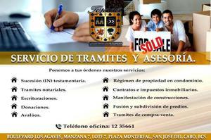 TRAMITES!!! - Anuncio publicado por Esmeralda López