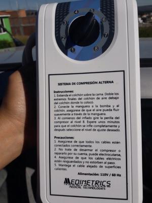 COLCHON DE COMPRESION DE AIRE