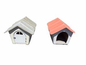 Casa para perro Mediana Recovedesign Fibra de vidrio