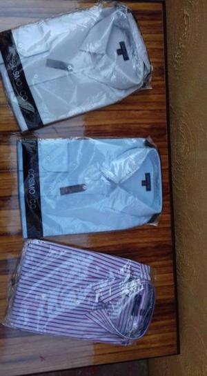 REMATE Camisas de Vestir Hombre NUEVAS