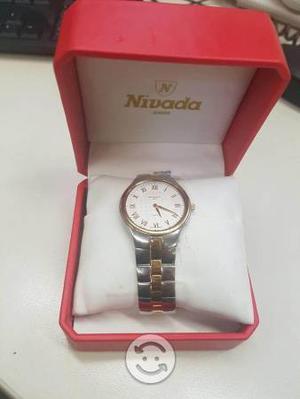 Reloj Nivada superslim caballero auténtico