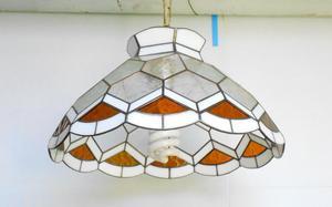 Lamparas originales imitaci n vitral posot class for Imitacion replica lamparas diseno