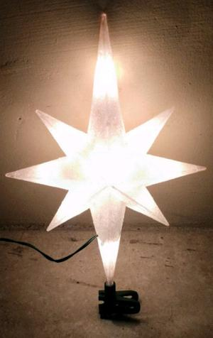 hermosa estrella para el pino