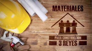 Materiales para construcción 3 Reyes Cd. Valles, S.L.P.