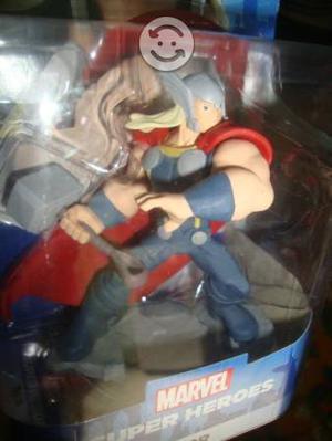 Marvel Comics Thor Juguete Miniatura Nuevo