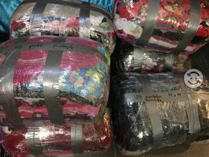 Pacas de ropa americana seleccionada desde 800