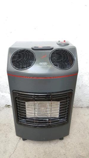 calentador de gas infrarrojo y eléctrico
