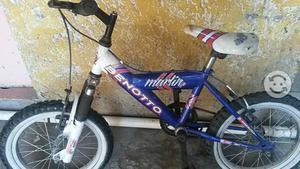 Bicicleta Benotto R16.