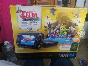 Nintendo Wii U 32gb en caja