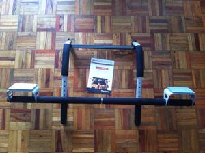 Barra de barras para puerta de casa