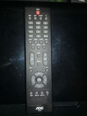 Control Remoto Original Nuevo AOC RL57A AOC 098TRABD3NEACC