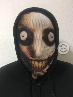 Máscaras realistas halloween