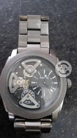 Reloj Fossil machine ip acero modelo Me