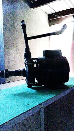 Bomba agua 1hp  Entregas Uach Centro L-V 10am-5pm