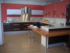 Cocina Integral Nueva sin uso estuvo en exhibicion