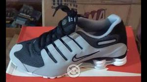 Tenis Nike shox turbo 13 nuevos numero 27