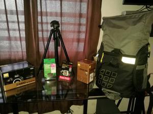 cámara profesional Nikon D URGEEE!!!!!