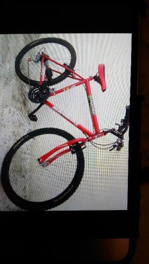 "Bicicleta de montaña rodada 26"" nueva"