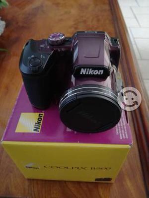 Cámara Digital Nikon Coolpix B500