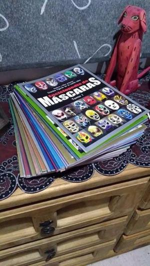 Coleccion completa - Enciclopedia de Mascaras
