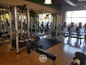 Life Fitness Signature Multi Estacion (8 Estacione