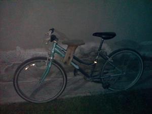 Vendo bicicleta Benotto
