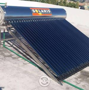 Calentador solar Ahorrador hasta un 80 %