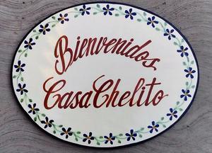 Letreros Personalizados en Ceramica Talavera