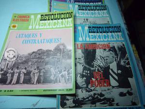 Revista, crónica ilustrada, la revolución mexicana
