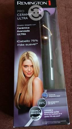 Plancha de cabello Remington