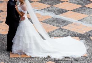 vestido de novia de la tienda L´Femme