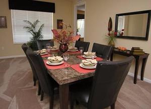 Comedor con 6 sillas onix personalizado (envios nacionales)